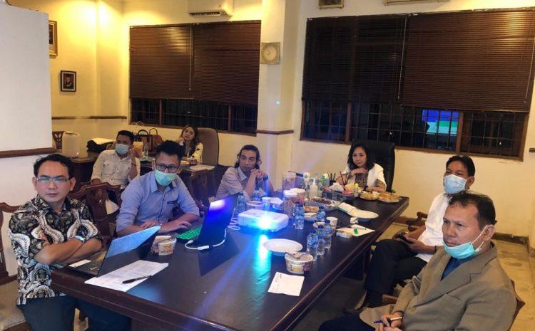 LAUNCHING PENGGUNAAN SIAKAD DAN WEB BARU UNIVERSITAS JAKARTA