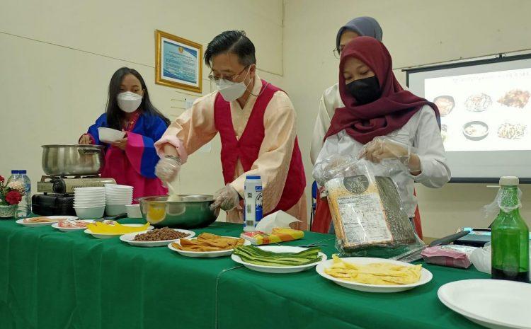 Kesempatan Emas Mahasiswa UNIJA untuk Belajar Budaya Korea
